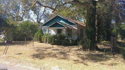 Iota Single Family Home For Sale: 208 Howard Rd