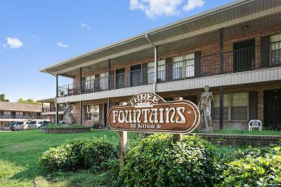 Lafayette Rental For Rent: 112 Hillside Drive #7