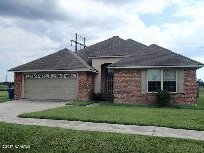 Lafayette  Single Family Home For Sale: 406 Summerfest