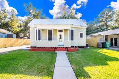 broussard Single Family Home For Sale: 402 E 2nd Street