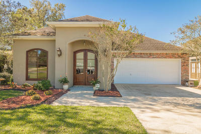 Lafayette Single Family Home For Sale: 211 Country Club Drive