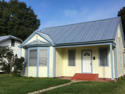 Lafayette Parish Single Family Home For Sale: 1310 W Congress Street