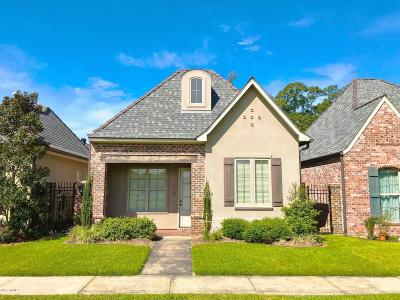 Lafayette Parish Single Family Home For Sale: 156 Brightwood