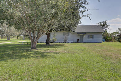 Iberia Parish Single Family Home For Sale: 1915 Genest Road