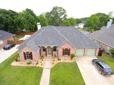 Youngsville Single Family Home For Sale: 152 Cypress Cove