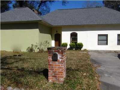 Lafayette Single Family Home For Sale: 317 N Demanade Boulevard