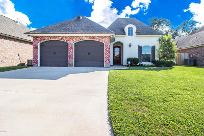 Youngsville Single Family Home For Sale: 108 La Villa Circle