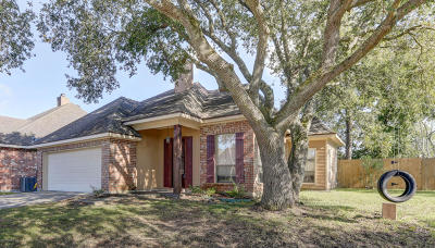 Lafayette Single Family Home For Sale: 113 Imperial Palm Lane