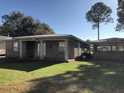 Kaplan Single Family Home For Sale: 803 N Boudreaux