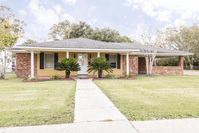 Erath Single Family Home For Sale: 502 S Kibbe Street