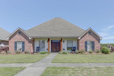 Lafayette Single Family Home For Sale: 119 Keeneland