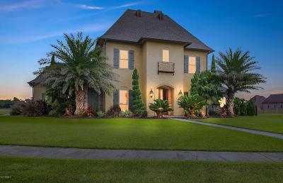 Youngsville Single Family Home For Sale: 201 Saddleback Circle