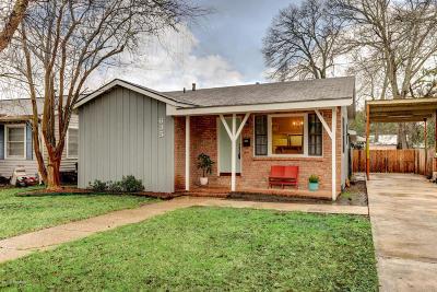 New Iberia Single Family Home For Sale: 635 Ashton Street