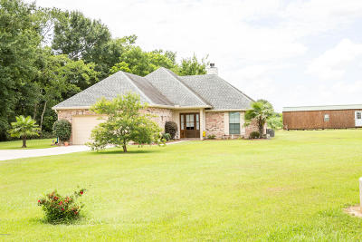 Youngsville Single Family Home For Sale: 404 Camelot Hill Dr.