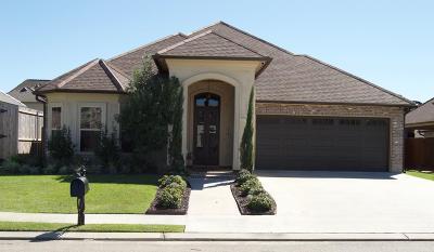 Lafayette Single Family Home For Sale: 107 Ballantre