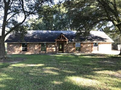 Eunice Single Family Home For Sale: 2025 Tiger Lane