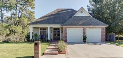 Single Family Home For Sale: 22 Oak Bend