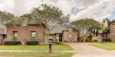 Lafayette Single Family Home For Sale: 318 Breemen Circle