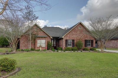 Youngsville Single Family Home For Sale: 310 Anslem