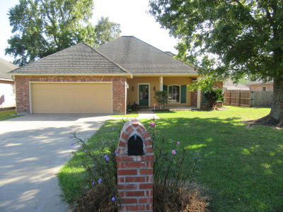 Youngsville Single Family Home For Sale: 405 Crest Circle