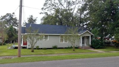 Vermilion Parish Single Family Home For Sale: 109 Loraine Street