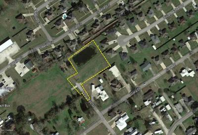 St Martin Parish Residential Lots & Land For Sale: Tbd N Poydras Street