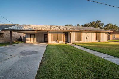 New Iberia Single Family Home For Sale: 1403 Southport Boulevard