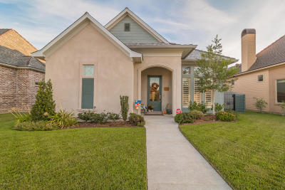 Lafayette Parish Single Family Home For Sale: 314 Dunvegan Court