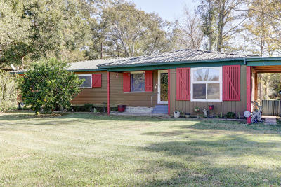 Broussard Single Family Home For Sale: 1047 Duchamp Road