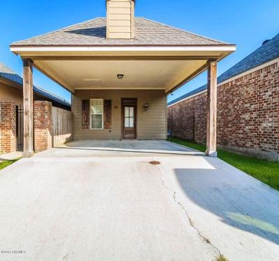 Lafayette Single Family Home For Sale: 330 Chimney Rock Boulevard