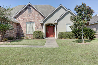 Copperfield Single Family Home For Sale: 105 Gravenhage Circle