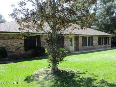 Erath Single Family Home For Sale: 3019 Broadview Drive