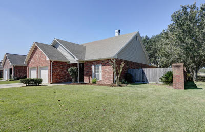 Lafayette Single Family Home For Sale: 100 Kingspointe Circle