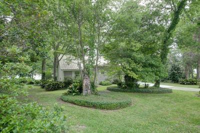 Arnaudville Single Family Home For Sale: 15 Hidden Hills Lake Lake