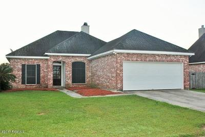 Lafayette Parish Single Family Home For Sale: 407 Deer Meadow