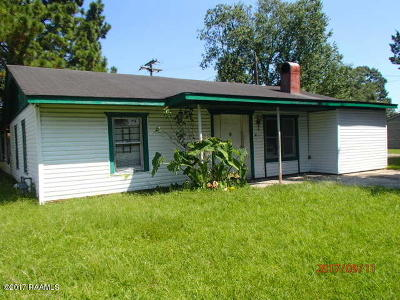 Lafayette Parish Single Family Home For Sale: 200 Justin Street