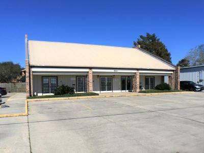 New Iberia Commercial For Sale: 814 Jefferson Terrace Boulevard #A
