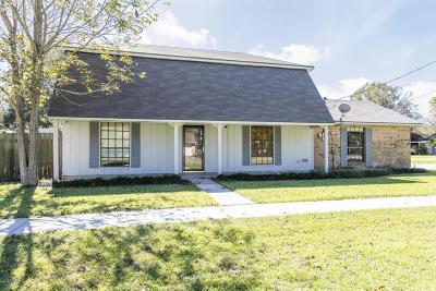 Carencro Single Family Home For Sale: 105 Nashua Drive