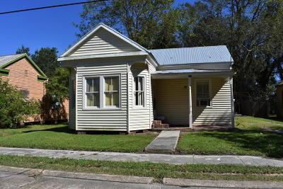 Franklin Single Family Home For Sale: 608 Trowbridge Street