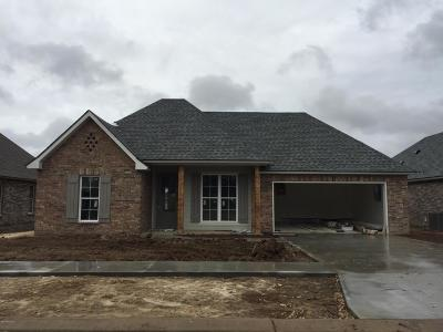 Carencro Single Family Home For Sale: 210 Safe Haven Drive