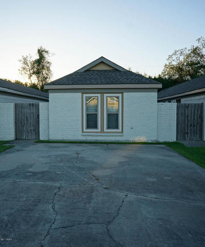 Youngsville Rental For Rent: 113 Cane Field Drive