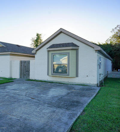Youngsville Rental For Rent: 115 Cane Field Drive