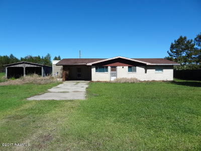 Arnaudville Single Family Home For Sale: 1215 Division Road