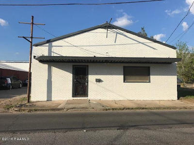 St Landry Parish Commercial For Sale: 618 W Vine Street