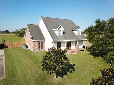 Maurice Single Family Home For Sale: 8138 Placide Road
