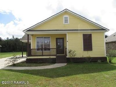 Abbeville Single Family Home For Sale: 8945 Rue Blanc