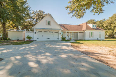Church Point Single Family Home For Sale: 2710 Higginbotham Hwy