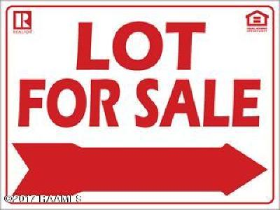 St Landry Parish Commercial Lots & Land For Sale: Lot 32 Fleur Des Coteau