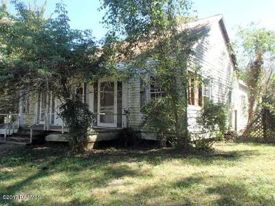 Washington Single Family Home For Sale: 305 S Bridge Street