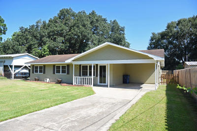 Abbeville Single Family Home For Sale: 1703 McClellan Avenue